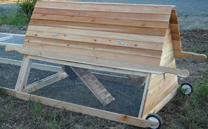 Chicken Tractors - The Simple Solution to Building a Chicken Coop