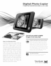 Digital Photo Frames - Keep Your Memories Alive With Old Pictures Digitized