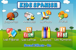 Spanish For Kids to Learn