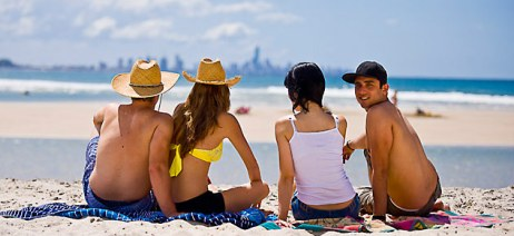 Taking a Vacation to Gold Coast Australia